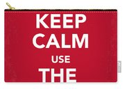 My Keep Calm Star Wars - Rebel Alliance-poster Carry-all Pouch