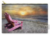 My Life As A Beach Chair Carry-all Pouch
