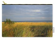 My Love Awaits Me By The Sea Carry-all Pouch