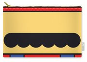 My Mariobros Fig 01 Minimal Poster Carry-all Pouch by Chungkong Art