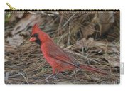 My Name Is Red Carry-all Pouch by Deborah Benoit