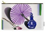 My Purple Fan Carry-all Pouch