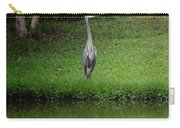 My Reflection - Heron Carry-all Pouch