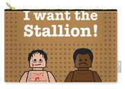 My Rocky Lego Dialogue Poster Carry-all Pouch