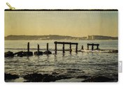 My Sea Of Ruins II Carry-all Pouch by Marco Oliveira