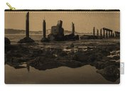 My Sea Of Ruins IIi Carry-all Pouch by Marco Oliveira