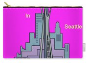 My Sleepless In Seattle Movie Poster Carry-all Pouch