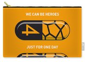 My Superhero Pills - The Thing Carry-all Pouch by Chungkong Art