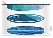 My Surfspots Poster-2-mavericks-california Carry-all Pouch by Chungkong Art