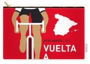 My Vuelta A Espana Minimal Poster 2014 Carry-all Pouch