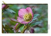 My Wild Xmas Rose Carry-all Pouch