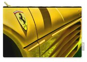 My Yellow Ferrari Carry-all Pouch