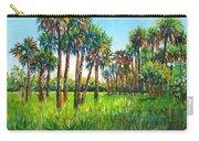 Myakka Palms Carry-all Pouch