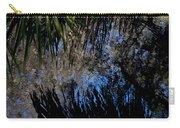 Myakka River State Park Reflections Sarasota Florida Usa Carry-all Pouch