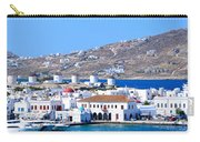 Mykonos Port Carry-all Pouch
