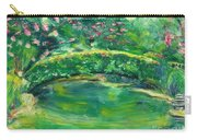 Mynelle Gardens Carry-all Pouch