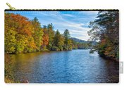 Myriad Colors Of Nature Carry-all Pouch