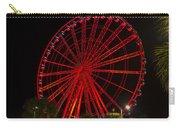 Myrtle Beach Sky Wheel Carry-all Pouch