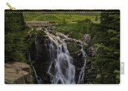 Myrtle Falls Morning Light Carry-all Pouch