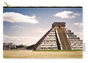 Mysterious Chichen Itza Carry-all Pouch