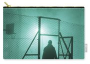 Mysterious Man At Night Carry-all Pouch
