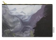 Mystery Mountains Carry-all Pouch