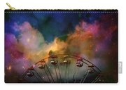 Take A Mystery Ride In The Multicolored Clouds Carry-all Pouch