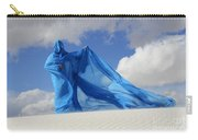 Mystic Blue 9 Carry-all Pouch