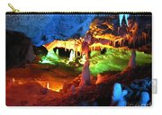 Mystic Caverns Carry-all Pouch