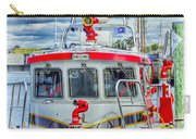 Mystic Fireboat Carry-all Pouch