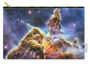 Mystic Mountain Carry-all Pouch by Adam Romanowicz
