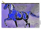 Mysterious Stallion Abstract Carry-all Pouch