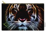 Mystic Tiger Carry-all Pouch