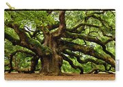 Mystical Angel Oak Tree Carry-all Pouch