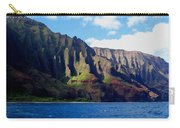 Na Pali Coast On Kauai Carry-all Pouch