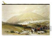 Nablus Old Shechem Carry-all Pouch
