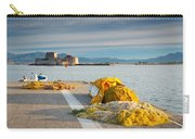 Nafplio Fishing Harbour Carry-all Pouch