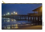 Nags Head Pier II Carry-all Pouch
