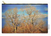 Naked Branches Carry-all Pouch