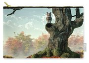Naked Tree Carry-all Pouch