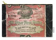 Name Says It All 1902 Carry-all Pouch