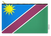 Namibia Flag Carry-all Pouch