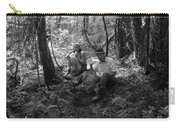 Nancy And Dad 1977 Carry-all Pouch