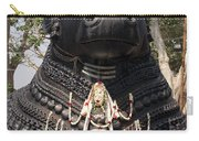 Nandi Statue Carry-all Pouch