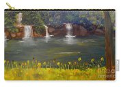 Nandroy Falls In Queensland Carry-all Pouch