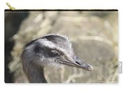 Nandu Or Rhea Portrait Carry-all Pouch