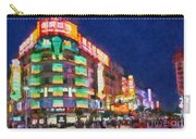 Nanjing Road In Shanghai Carry-all Pouch