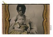 Nanny And Child, C1855 Carry-all Pouch