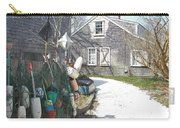Nantucket Buoys Carry-all Pouch