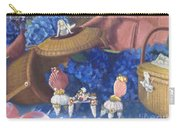 Nantucket Mermaid Tea Carry-all Pouch